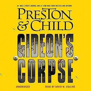 Gideon's Corpse Part 2 audiobook cover art