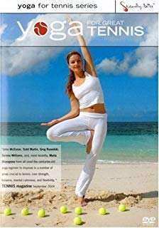 Yoga for Great Tennis with Anastasia