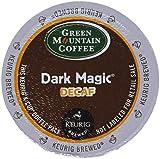 Green Mountain Coffee Roasters Dark Magic Decaf, Single-Serve Keurig K-Cup Pods, Dark Roast Coffee, 96 Count