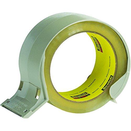 3M H320 Economy Carton Sealing Tape Dispenser, Gray, 1/Each, 3M Stock# 7000130701