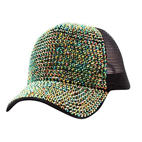 LUOXUEFEI Gorras Beisbol Mujeres Hombres Gorra Gorra De Béisbol Hip Hop Sombreros para Hombres Mujeres Gorras