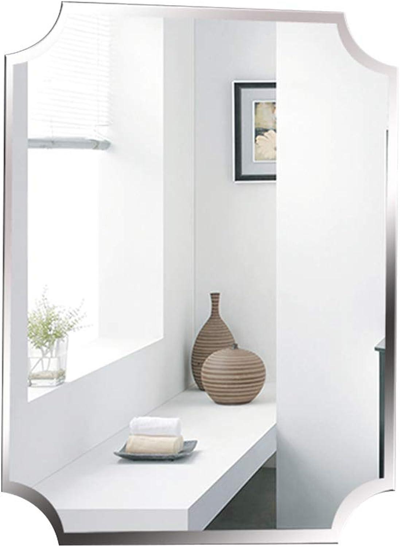 Bathroom Mirror Wall Mount Mirror Vanity Mirror Simple ...