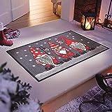 Wash + Dry 057130 Fußmatte Weihnachtszwerge, 50 x 75 cm - 2