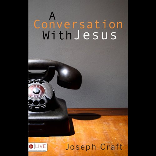 A Conversation with Jesus cover art