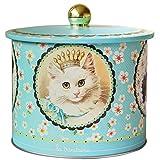 ラ・トリニテーヌ アニマル(猫、犬、ウサギ) バレル缶 ガレット・パレット詰め合わせ
