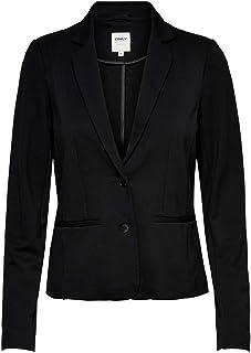 ONLY Women's Onlpoptrash Blazer Noos Suit Jacket