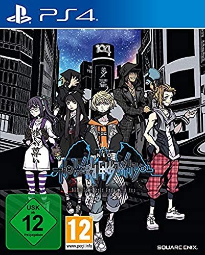 NEO: The World Ends with You (PlayStation PS4)