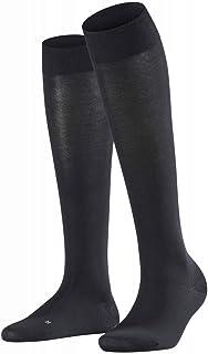 FALKE Vitalizer Damen Kniestrümpfe black 3009 41-42 ideal für Reisen