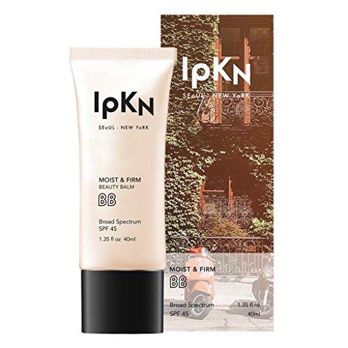 IPKN Moist and Firm Bb Cream Spf 45, Medium/Tan