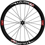 Pegatinas Llantas Bicicleta Vision T42 WH87 Rojo 031