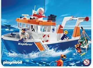 Playmobil - 4469 - Nautical Expedition Ship