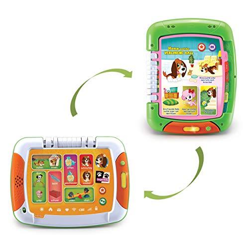 Vtech 80-611204 Lern- und Geschichtentablet Tablet für Babys, Lernspielzeug, Babyspielzeug