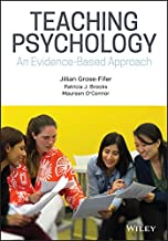 Teaching Psychology: An Evidence-Based Approach (English Edition)