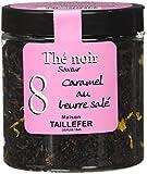 Maison Taillefer Thé Noir Caramel Beurre Salé Pot 60 g