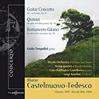 Guitar Concerto Quintet Romancero Gitano
