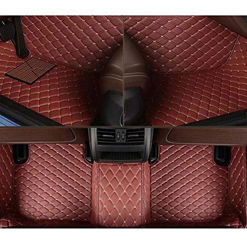 MYlnb Para Hummer H2 H3, Alfombrillas de Cuero para automóviles, diseño de automóviles, Accesorios para automóviles, alfombras para automóviles, Alfombrillas Personalizadas