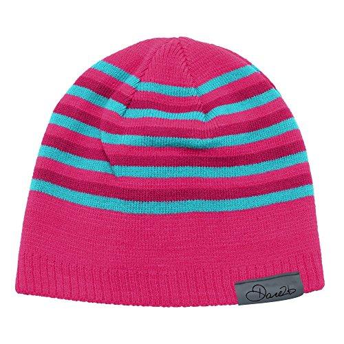 Dare 2b Boys & Girls Inherant II Reversible Striped Beanie Hat