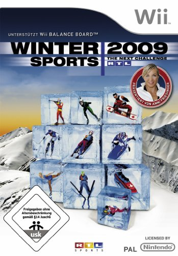 RTL Winter Sports 2009 [Software Pyramide]