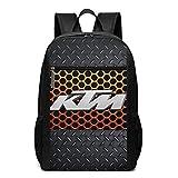 no bad vdbws Travel Durable Laptops Backpack Travel zaini College School Bag Cartella Gifts for Men & Women,Black