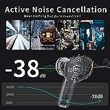 Zoom IMG-1 cuffie bluetooth cancellazione attiva del