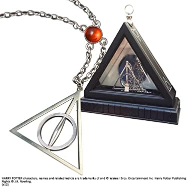 Xenophilius Lovegood's Necklace - Harry Potter Deathly Hallows