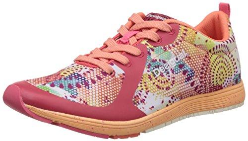 DesigualSHOES_X-Lite 2.0 P - Scarpe Fitness Donna, Rosa (Pink (Paradise Pink)), 37