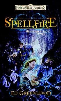 Spellfire (Shandril's Saga Book 1) by [Ed Greenwood]