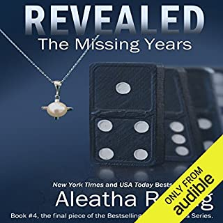 Revealed: The Missing Years audiobook cover art