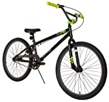 Dynacraft Tony Hawk Park Series 720 Boys BMX Freestyle Bike 24'', Matte Black
