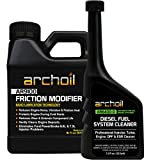 Archoil AR9100 Friction Modifier + AR6400-D Diesel Fuel System Cleaner