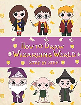 How To Draw Wizarding World - Step by Step  Learn To Draw All Your Favorite Wizarding Characters
