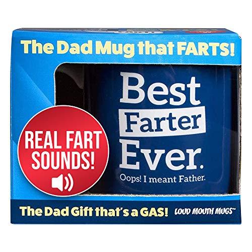 Farting Dad Coffee Mug - Best Farter Ever Oops I...