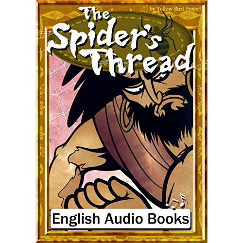 『The Spider's Thread(蜘蛛の糸・英語版)』のカバーアート