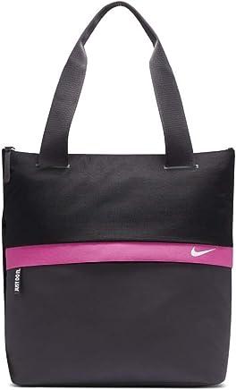 uk availability 24d41 4bcf7 Nike MISC Radiate Sac de sport pour femme Noir Thunder Gris blanc