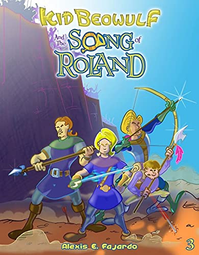 Kid Beowulf and the Song of Roland #3 (English Edition)