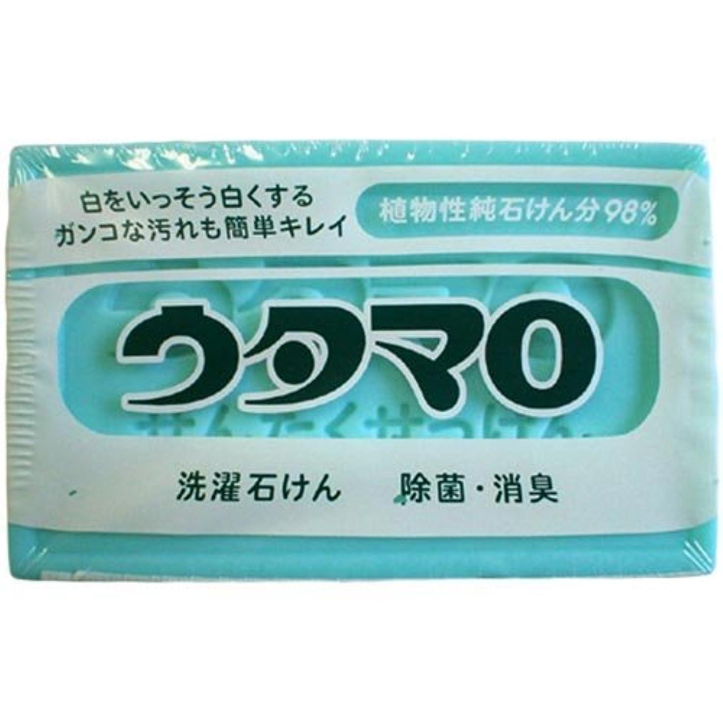 原因イノセンスグラディス東邦 ウタマロ マホー石鹸 3個セット TO-SE3