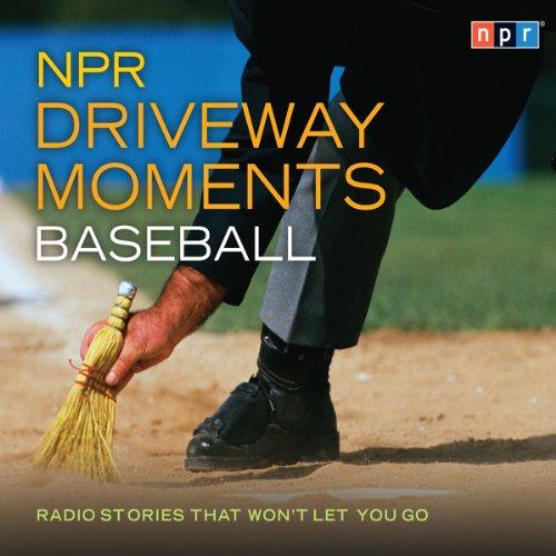 NPR Driveway Moments audiobook cover art