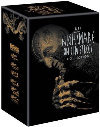 Nightmare on Elm Street Collection Edition - DVD