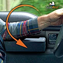 SnapRest The Instant Comfort Armrest Compatible with Ford F-150 (2009-14 ONLY)