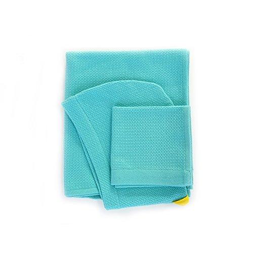 EKOBO Home, Bleu Turquoise, 0-2 Ans