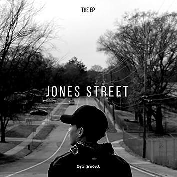 Jones Street - EP