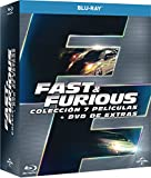 Pack Fast & Furious:  Colección 1 - 7 (BD + DVD Extras) [Blu-ray]