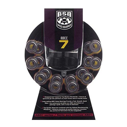 Bsb ABEC 7 Kugellager für Inliner, silber