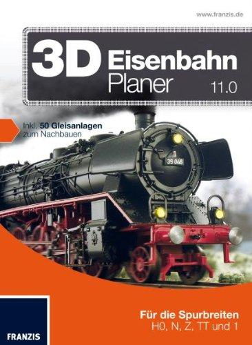 3D Eisenbahnplaner 11.0