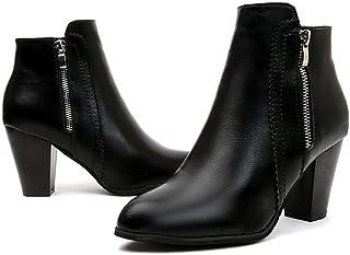 Women Martin Boots Size 35-44 EU Autumn Winter Boots New Large Size Martin Boots Women's Ankle Boots
