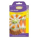 12 Günthart BackDecor Rüebli | Karotten aus Zucker