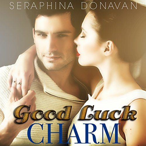 Good Luck Charm audiobook cover art