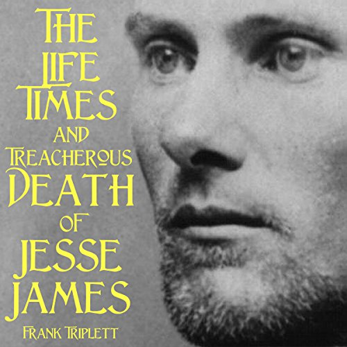 Jesse James cover art