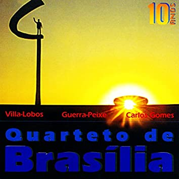 Quarteto de Brasília (10 Anos)