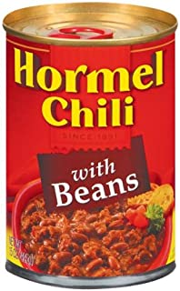 Hormel Chili with Beans 15 oz (Pack of 12)